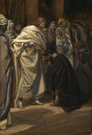 Nevjera svetog Tome - James Tissot