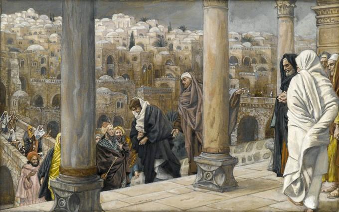 Pogani traže vidjeti Isusa - James Tissot