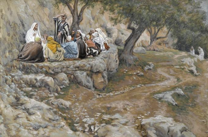 Prvenstvo sv. Petra - James Tissot