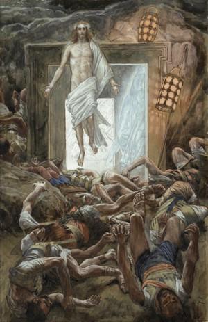 Uskrsnuće - James Tissot